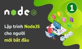 Lập trình NodeJS Level 1