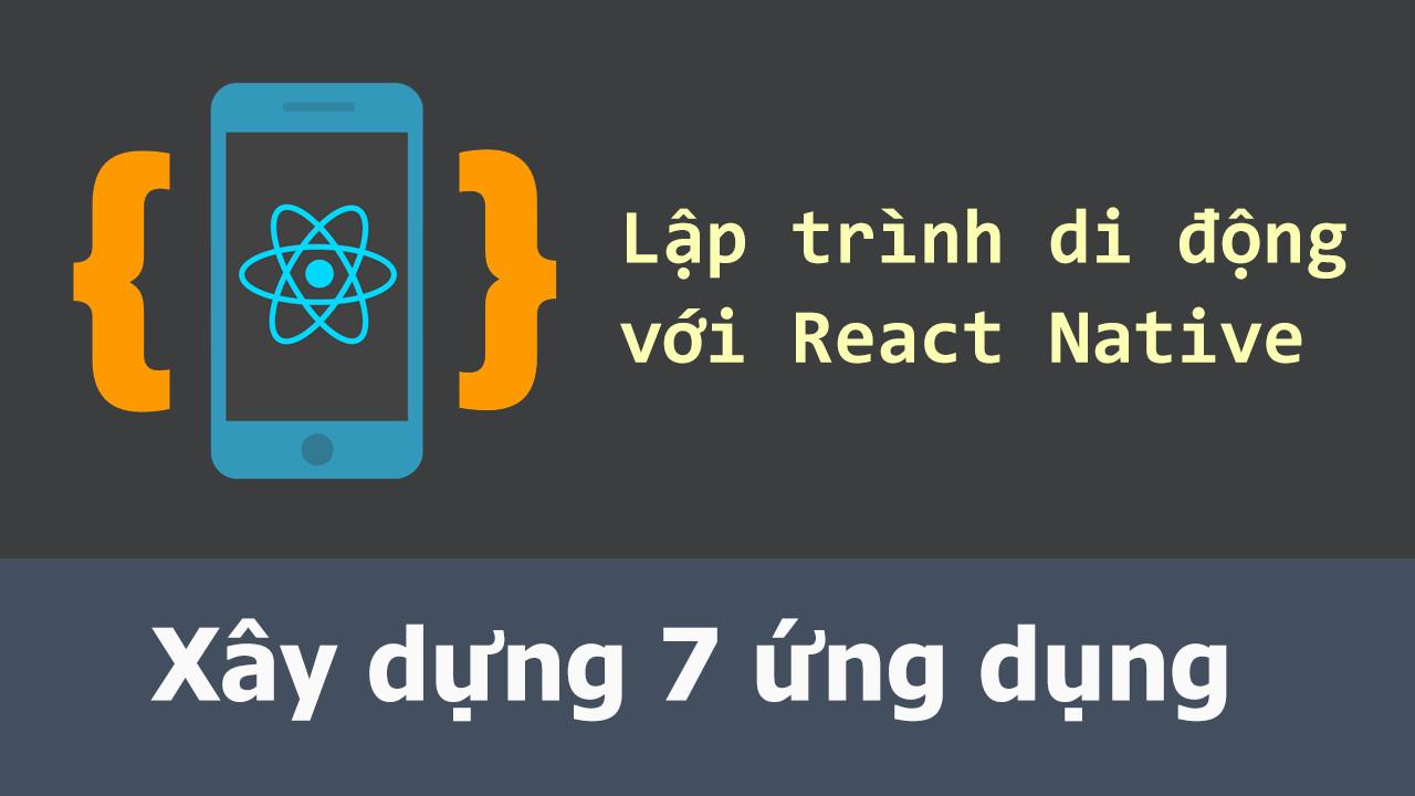 Lập trình di động với React Native